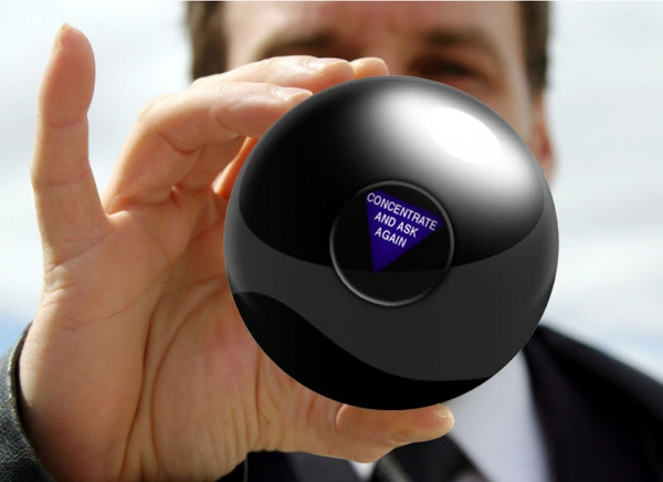 Magic 8 - Ball Mingea adevarului