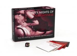 Joc erotic Fifty Nights of Naughtiness