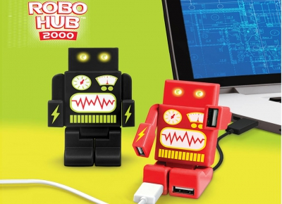 Port USB Robohub 2000