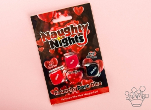 Zaruri obraznice Naughty Nights