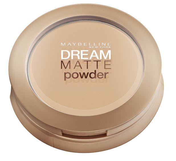 Pudra Compacta Maybelline Dream Matte - 03 Golden Beige-big