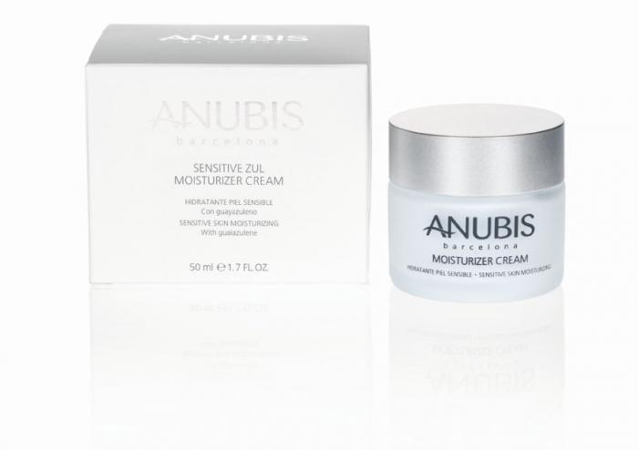 Crema de Fata pt Ten Sensibil ANUBIS Sensitive Zul Luxury-50ml-big