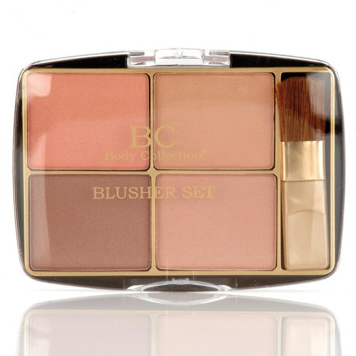 Set de Blush-uri Body Collection - English Rose-big