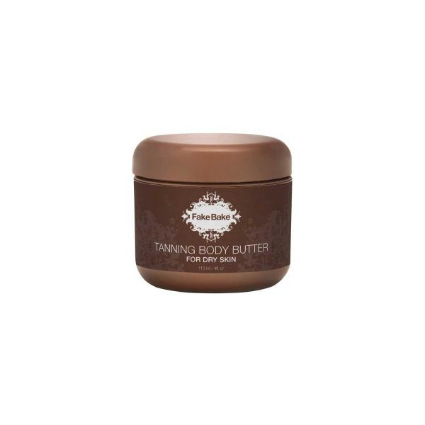 Unt de Corp Autobronzant FAKE BAKE Tanning Body Butter For Dry Skin, 113 gr-big
