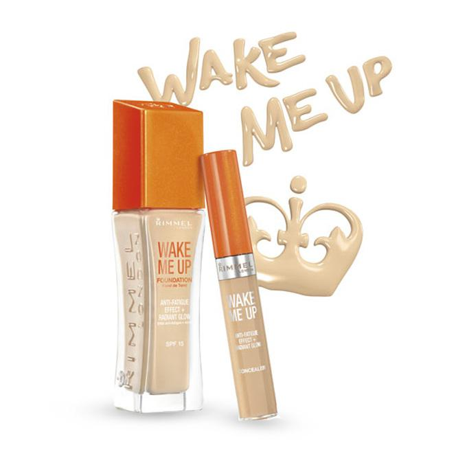 Fond de Ten Rimmel Wake Me Up - 100 Ivory-big