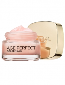 Crema de zi  anti-rid L'Oreal Paris Age Perfect Golden Age Rosy Re-Fortifying Day Cream, 50 ml