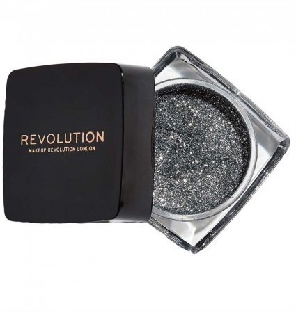 Glitter Gel Makeup Revolution - Glitter Paste, All or Nothing