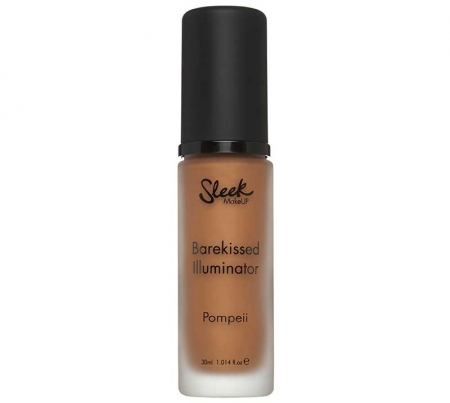 Iluminator lichid SLEEK MakeUP Barekissed Illuminator - Pompeii, 30ml