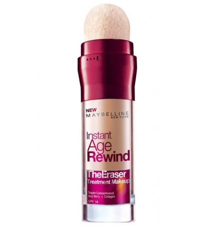 Fond de Ten Maybelline Anti-Age The Eraser - 020 Cameo, 20ml0