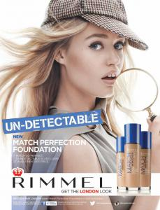 Fond de Ten Rimmel Match Perfection - 201 Classic Beige, 30 ml2