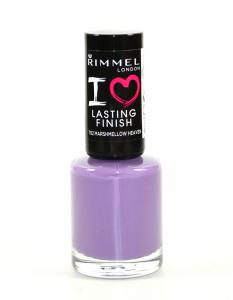 Lac de unghii Rimmel I Love Lasting Finish - 702 Marshmellow Heaven