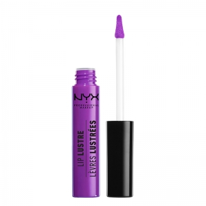 Gloss Nyx Professional Makeup Lip Lustre - 07 Violet Glass, 8 ml