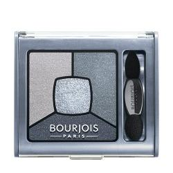 Paleta de Farduri BOURJOIS SMOKY STORIES - 03 I Love Blue, 3.2 gr