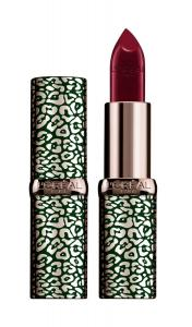 Ruj L'oreal Color Riche Jungle - 392 Tanzania Rubis