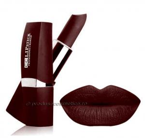 Ruj Mat Profesional Kiss Beauty CC Lips - 21 Merlot