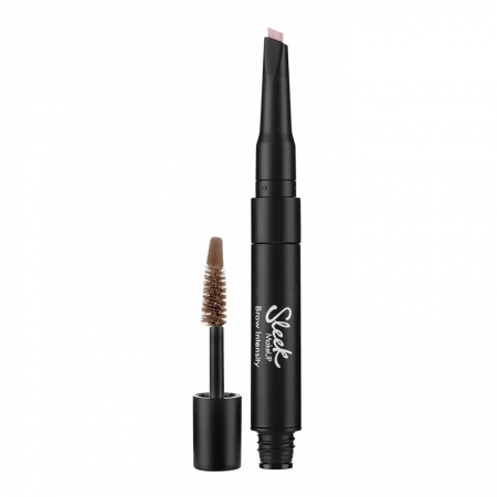 Creion si Mascara pentru Sprancene Sleek MakeUP Brow Intensity, Light
