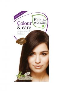 Vopsea De Par Fara Amoniac HennaPlus Hair Wonder-4.03 Mocha Brown