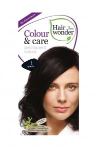 Vopsea De Par Fara Amoniac HennaPlus Hair Wonder-1 Black