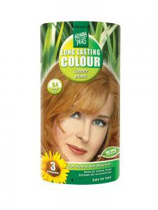 Vopsea de Par HennaPlus Long Lasting Colour - Cooper Blond 8.4