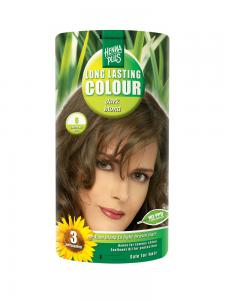 Vopsea de Par HennaPlus Long Lasting Colour - Dark Blond 6