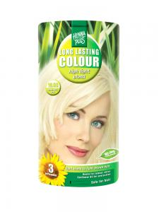 Vopsea de Par HennaPlus Long Lasting Colour - High Light Blond 10.00