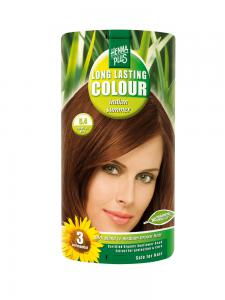 Vopsea de Par HennaPlus Long Lasting Colour - Indian Summer 5.4